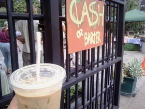 """Hawthorne Farmer's Market - """"Cash or Barter"""""""