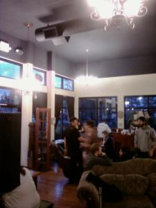 Inside Insomnia Coffee Co.